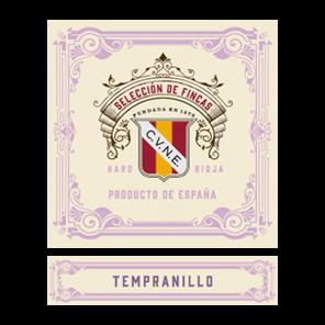 Selección de Fincas Tempranillo